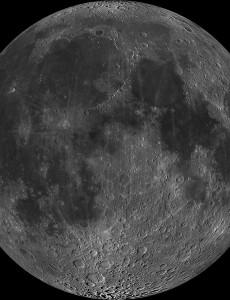 Jak powstał księżyc